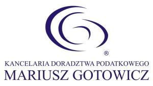 Logo Kancelaria Doradztwa Podatkowego - Mariusz Gotowicz